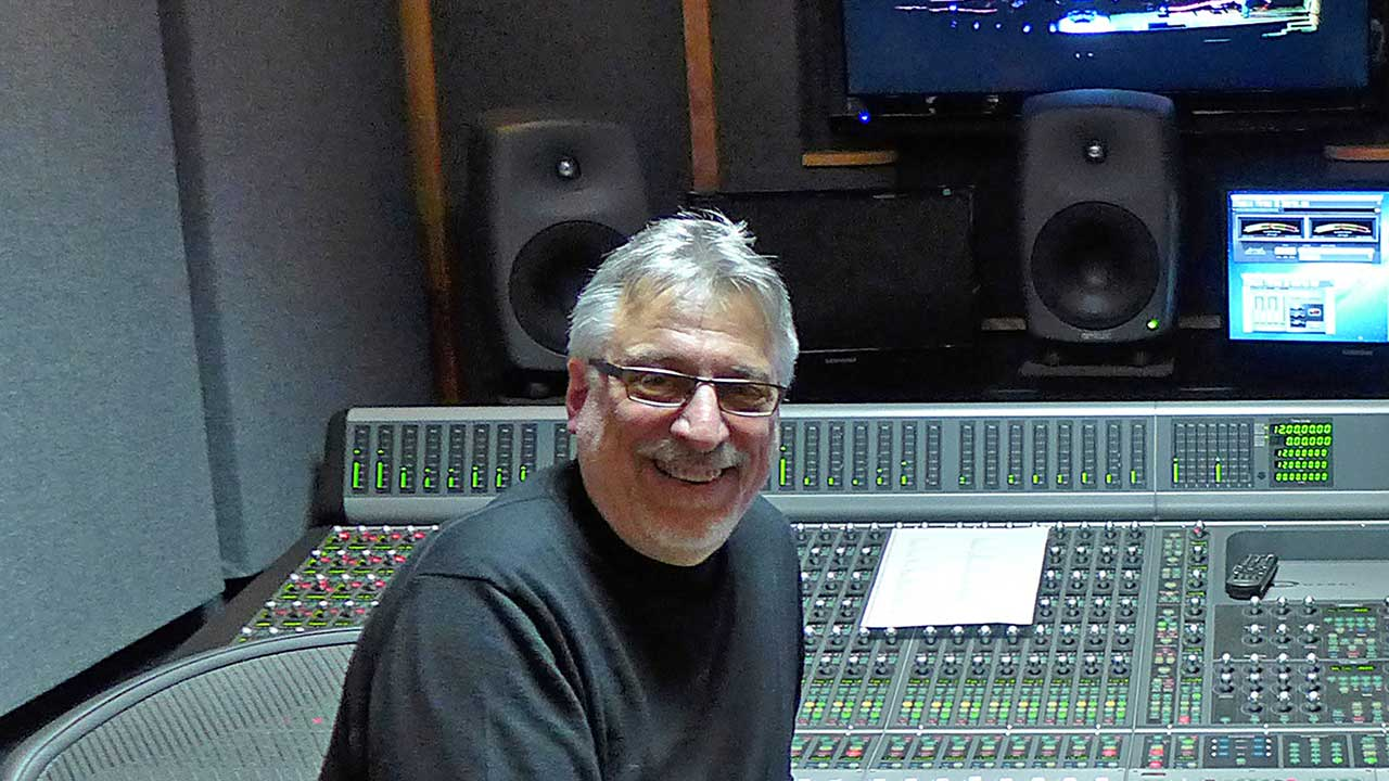 Grammy Award-winning Frank Filipetti recording LA Philharmonic