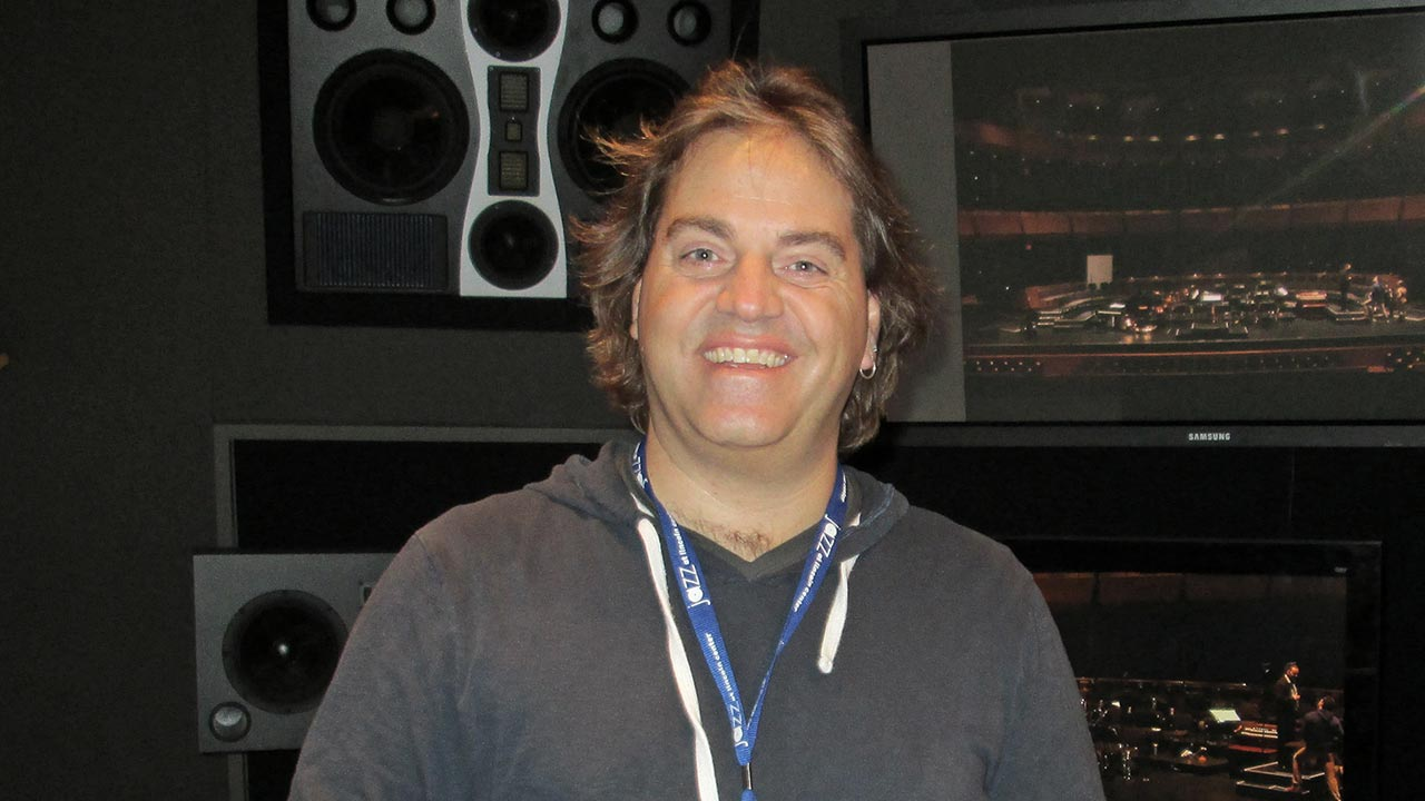 Grammy and Emmy Award-winner Rob Macomber, Chief Engineer of the Music Studios at Jazz at Lincoln Center