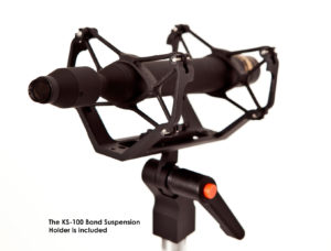 Sanken Chromatic CO-100K with Included Suspension Holder