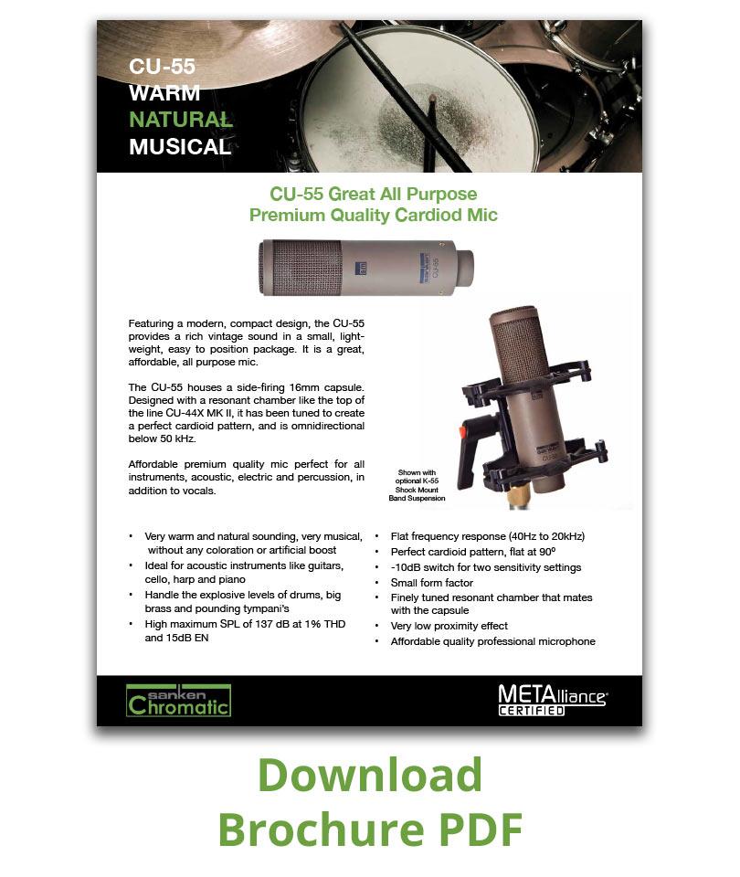 Brochure PDF CU-55