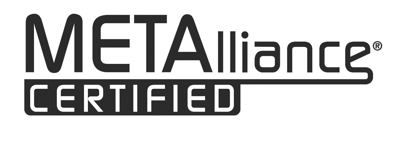 METAlliance Certifed
