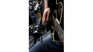 Sanken Chromatic CU-44X MK II Guitar Front