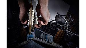 Sanken Chromatic CU-44X MK II Guitar 300x169