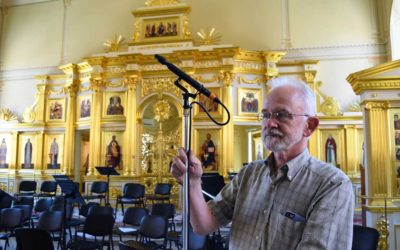 Soundmirror Takes Sanken Chromatic CO-100K Mics to Russia