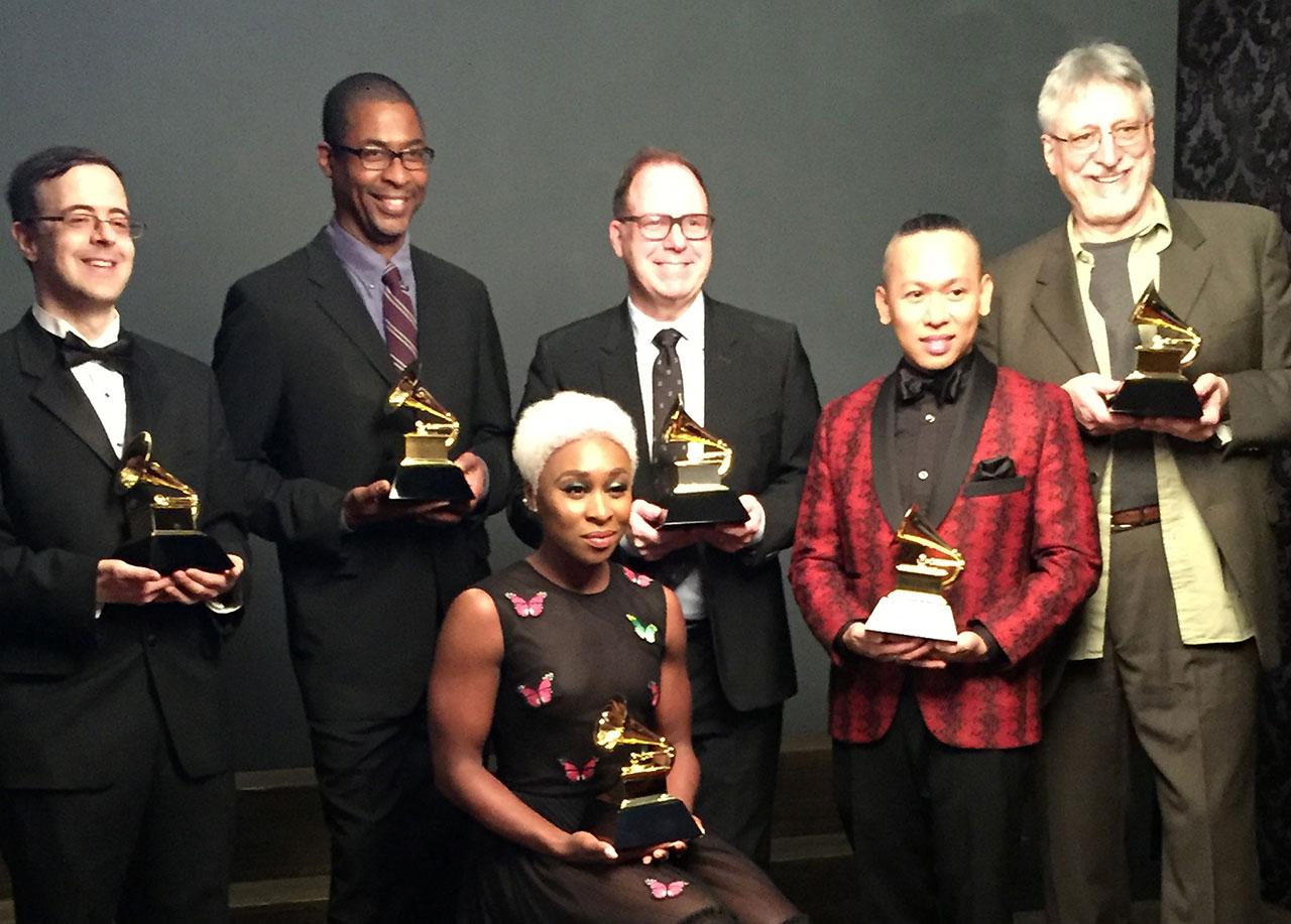 Frank Filipetti Grammy Award