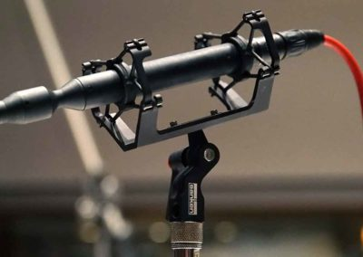 CO-100K CO-100K Supersonic Wide-Range Omni Mic