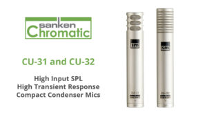 Sanken Chromatic CU-31 and CU-32