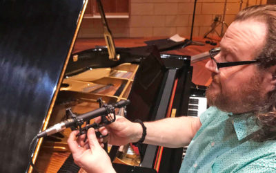 Manifold Recording Chooses Sanken 100K Mics