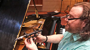 Ian Schreier Manifold Recording with CO-100K mics for Piano