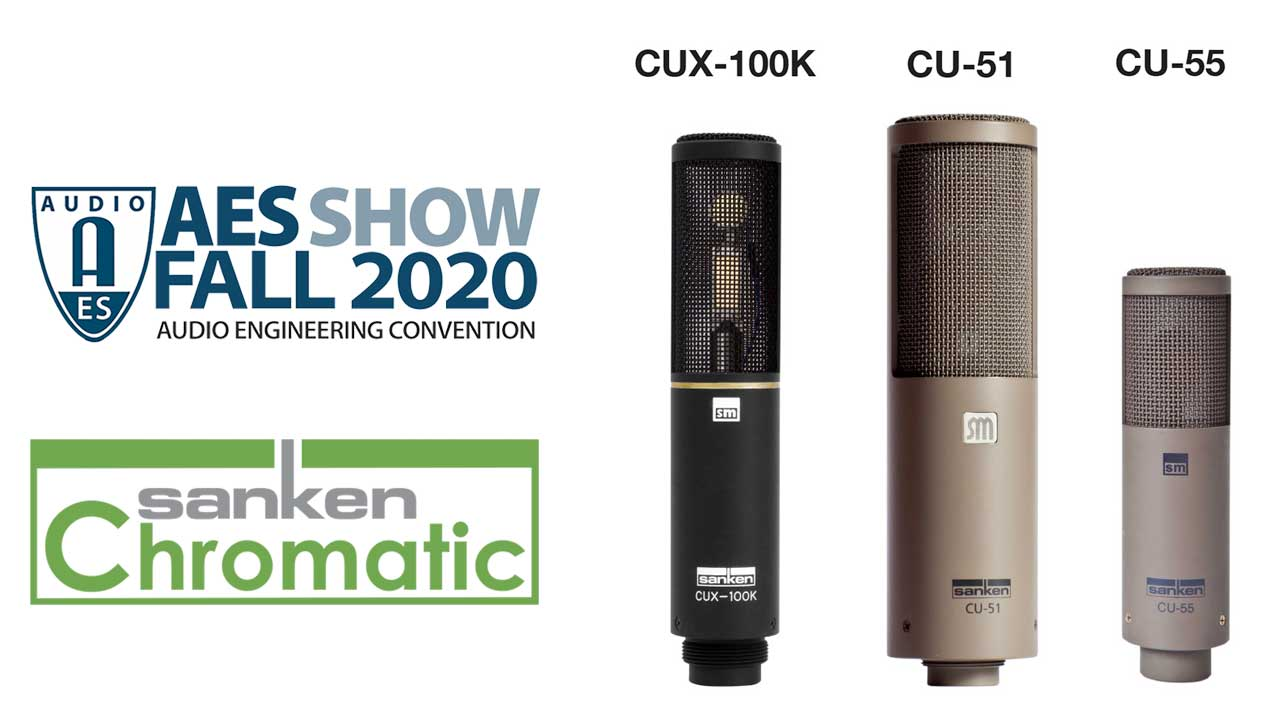 Sanken Chromatic NEW CUX-100K