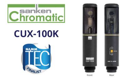CUX-100K TEC Award Finalist