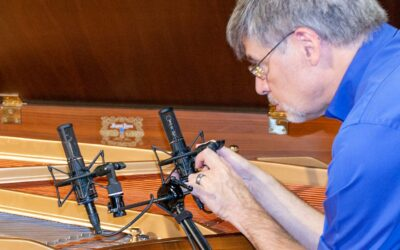 Aspen Music Festival Employs New Sanken CUX-100K Microphones